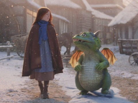 Where was the John Lewis 2019 Christmas advert filmed?