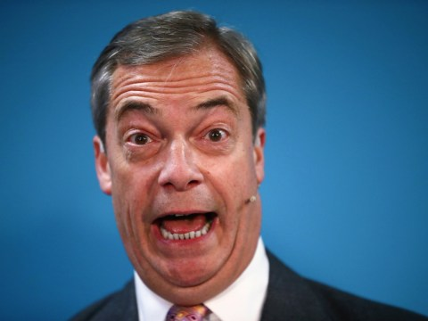 Nigel Farage hints at voting Tory in his constituency