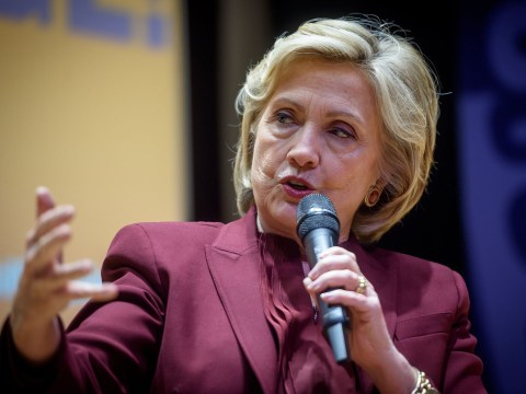 Hillary Clinton says Brexit means the UK is 'missing out' on making money