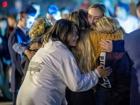 How many mass shootings have there been in the United States so far this year?