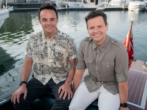 Why didn't Ant do I'm A Celebrity last year and what is Holly Willoughby doing now?
