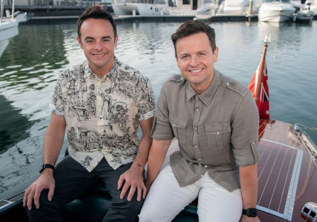 Ant McPartlin way too keen to reunite with 'best mate' Declan Donnelly on I'm A Celebrity after troubled year