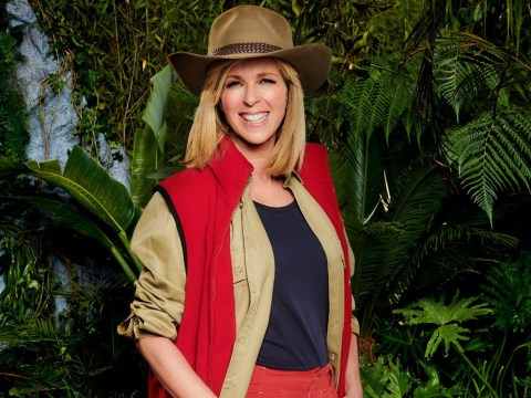 Kate Garraway's kids are the reason she's on I'm A Celebrity