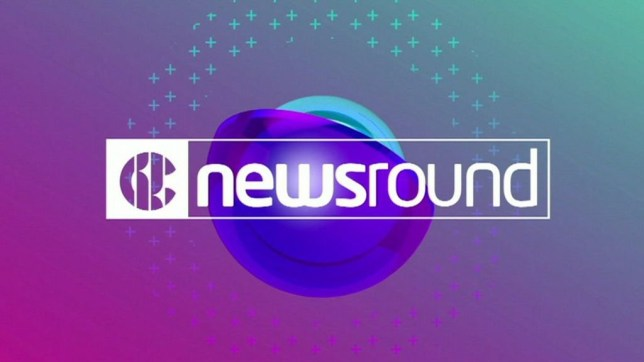 Newsround Logo CBBC