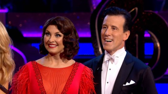 Emma Barton Strictly