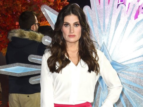 Frozen's Idina Menzel prefers new theme song to Let It Go as she says sequel is 'better than the first'