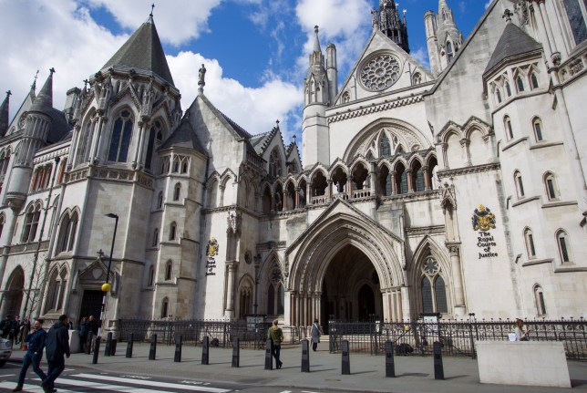 Mandatory Credit: Photo by REX/Shutterstock (8549225b) General View GV of The Royal Courts of Justice, commonly called the Law Courts, is a court building in London which houses both the High Court and Court of Appeal of England and Wales. Strand, London WC2A 2LL The Royal Courts of Justice, London, UK - 21 Mar 2017