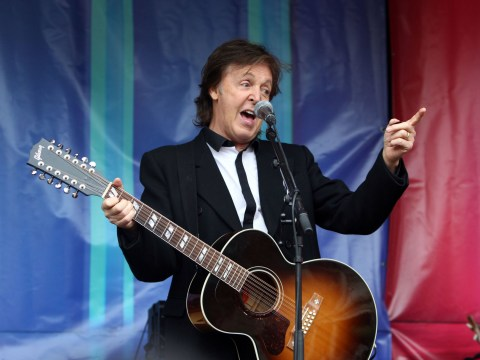 Paul McCartney blames government for not caring about climate change crisis