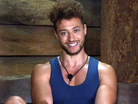 What has I'm A Celebrity's Myles Stephenson said about ex-girlfriend Gabby Allen and what has she said about him?