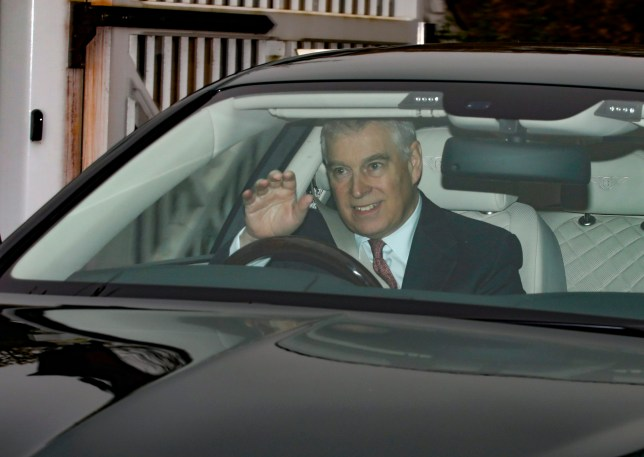 PRINCE ANDREW LEAVES HOME AFTER RECIEVING THE SACK FROM THE QUEEN - CLICK NEWS AND MEDIA - INFO@CLICKNEWSANDMEDIA.COM - 07774 321240 ALL ROUND PRICES