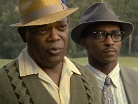 Apple pulls Samuel L Jackson movie premiere after sexual abuse allegations against real-life subject's son