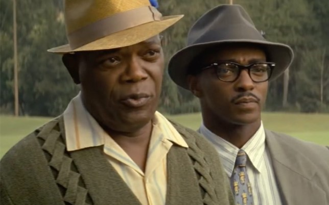 Samuel L Jackson movie pulled