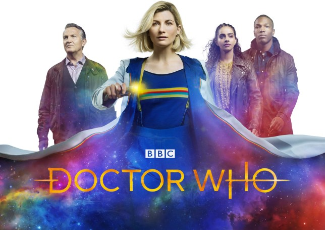 Doctor Who series 12 teaser image