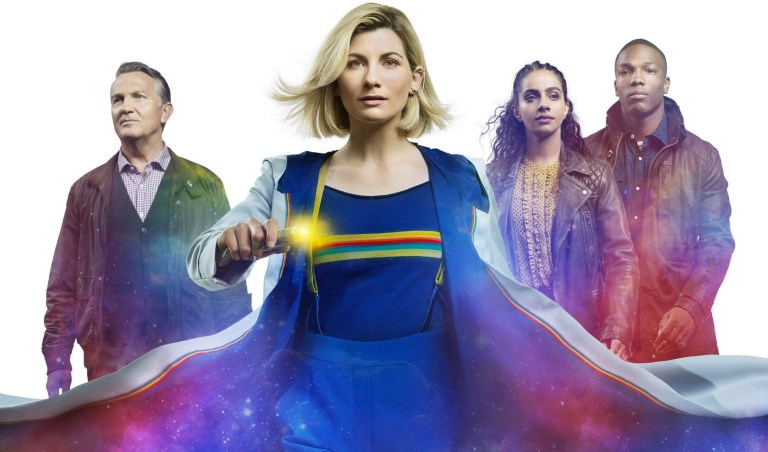 Doctor Who series 12 teaser
