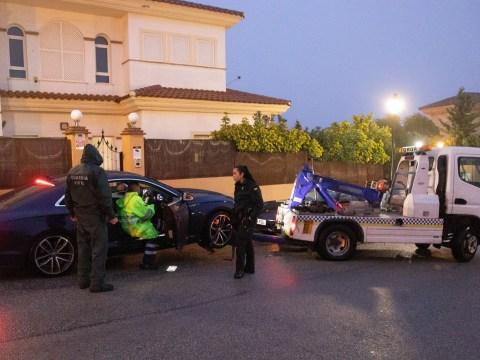 British man, 39, shot dead 'in his car' on Costa del Sol