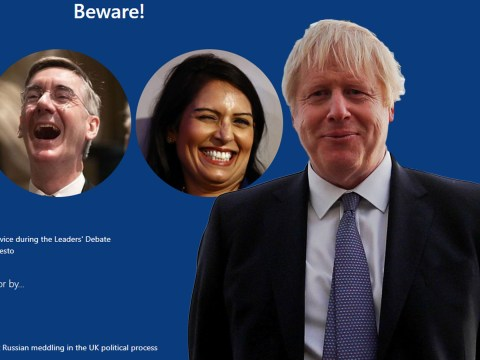 Fake Tory manifesto websites launched in revenge for 'manipulative' tactics