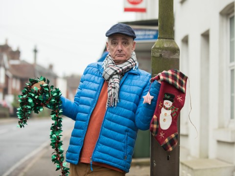 Christmas decorations banned from village centre for 'health and safety'
