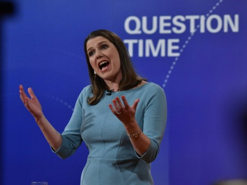 Jo Swinson grilled on coalition voting record as Lib Dems branded 'right wing party'