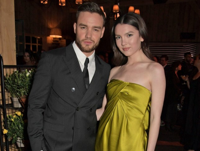 OXFORDSHIRE, ENGLAND - NOVEMBER 22: Liam Payne and Maya Henry attend the gala dinner in honour of Edward Enninful, winner of the Global VOICES Award 2019, during #BoFVOICES on November 22, 2019 in Oxfordshire, England. (Photo by David M. Benett/Dave Benett/Getty Images for The Business of Fashion)