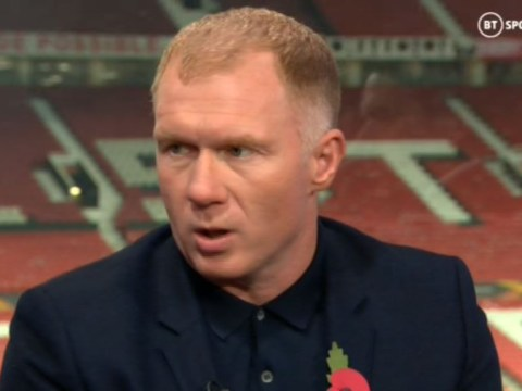Paul Scholes names Manchester United's best starting XI and wants Mason Greenwood in the team