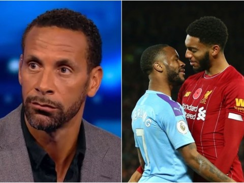 Rio Ferdinand criticises Gareth Southgate for decision to drop Raheem Sterling over Joe Gomez bust-up
