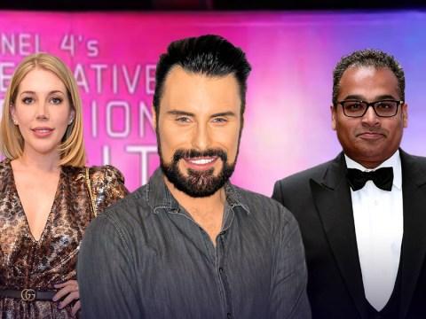 Rylan Clark-Neal joins Krishnan Guru-Murphy for Channel 4's election night coverage