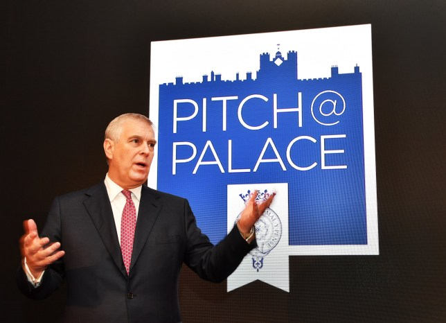 The Duke of York has for years been an active patron of entrepreneurship initiatives, including the Pitch@Palace network (Picture: PA)