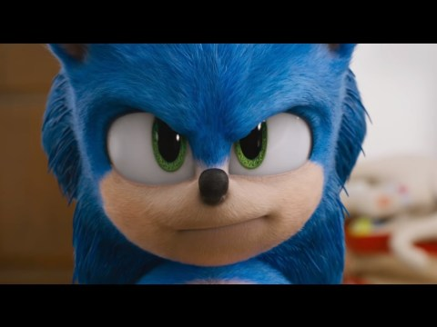 Sonic The Hedgehog movie was redesigned by Sonic Mania artist