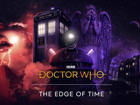 Doctor Who: The Edge Of Time review – time and virtual reality in space