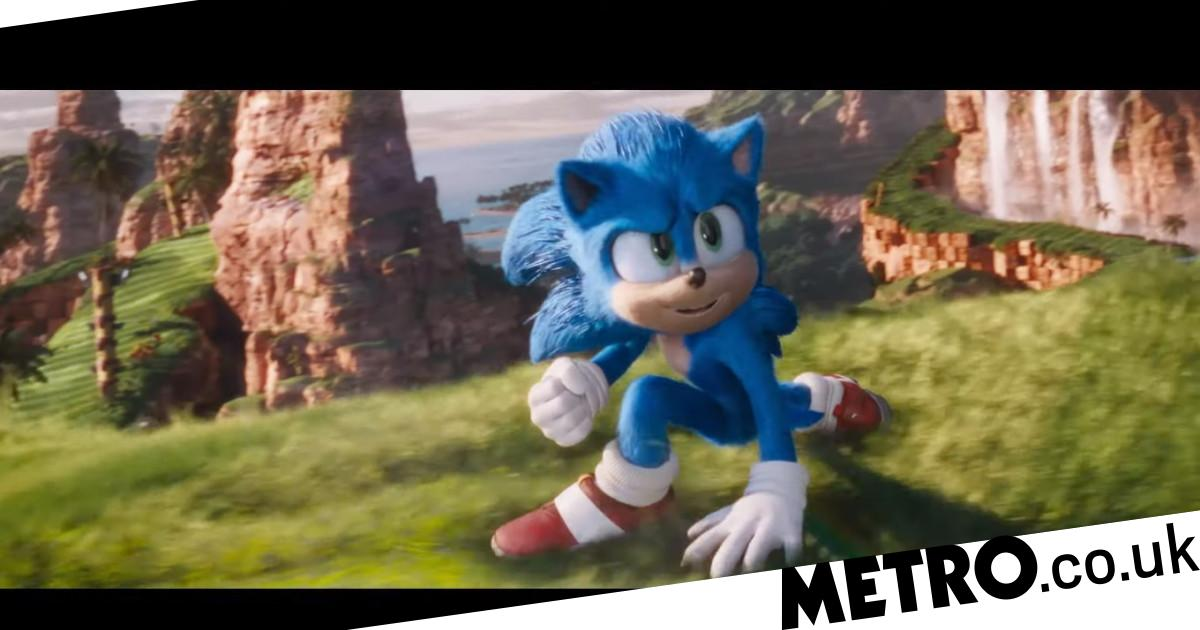 Sonic The Hedgehog Movie Trailer Now Looks And Sounds Like Sonic Metro News