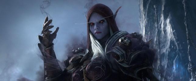 World Of Warcraft: Shadowlands trailer