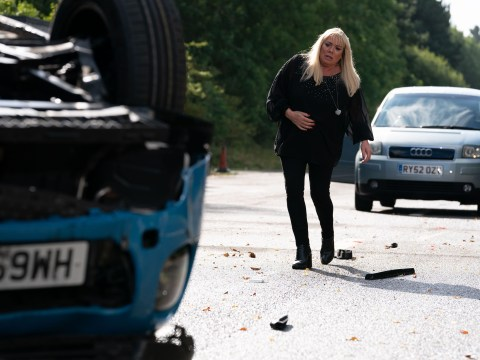EastEnders spoilers: Sharon Mitchell leaves Mel Owen to die after car crash horror?
