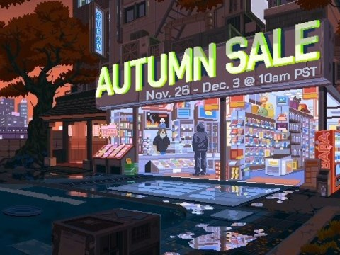 Best Steam Black Friday Autumn Sale deals have Steam Controller for £4