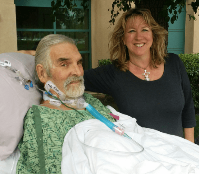When my husband almost died from antibiotic resistance, I found a way to save his life