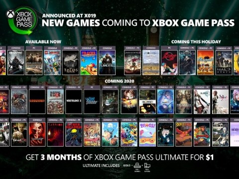 Xbox Game Pass gets 50 new games, including The Witcher 3 and Final Fantasy