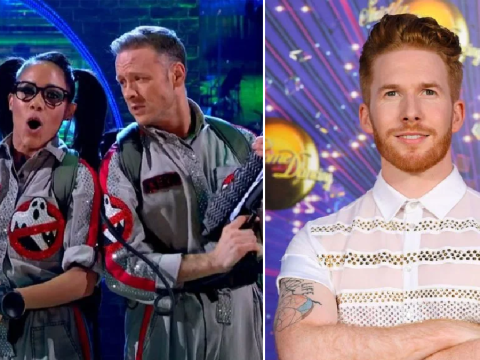 Strictly Come Dancing's Neil Jones admits it was 'hard' watching Alex Scott perform with Kevin Clifton