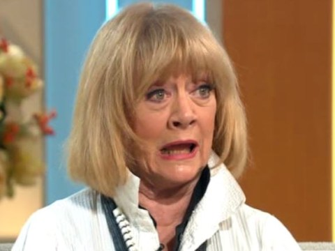 Amanda Barrie wakes up wife screaming over naked Dancing on Ice nightmare