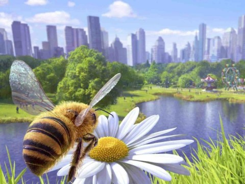 Bee Simulator review – the buzz around town