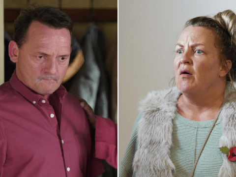 EastEnders spoilers: Shock romance for Karen Taylor and Billy Mitchell?