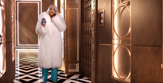 Cardi B comes for Santa's job as she takes on Pepsi's Christmas advert