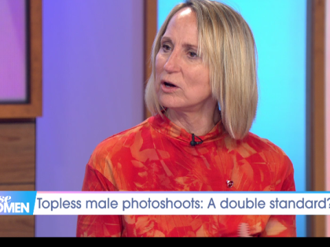 Loose Women's Carol McGiffin accuses Liam's Payne's naked photoshoot of 'double standards'