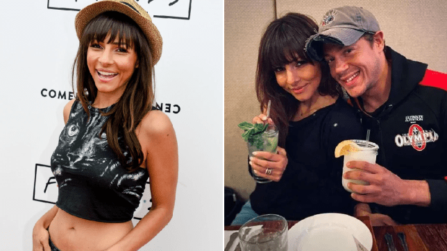 Roxanne Pallett engaged boyfriend Jason Carrion