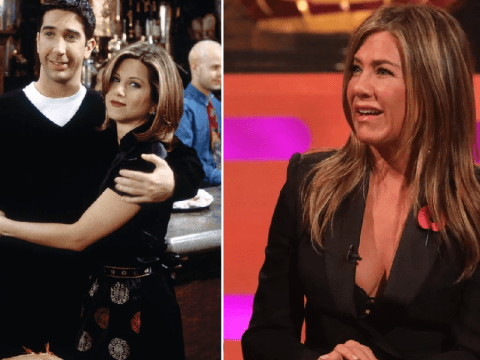 Jennifer Aniston has cutest answer to what she stole from Friends set after finale