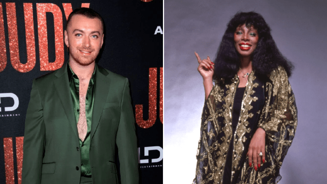 Sam Smith Donna Summer