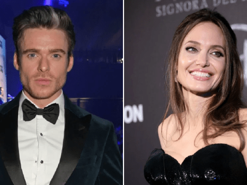 Marvel's The Eternals' Richard Madden and Angelina Jolie evacuated after unexploded bomb found on set