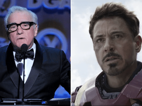 Martin Scorsese defends Marvel comments after calling franchise 'theme park movies'