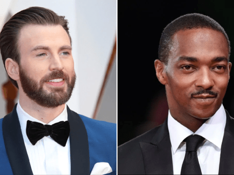 Avengers' Chris Evans spoiled major Endgame scene for Anthony Mackie because no one can keep a secret