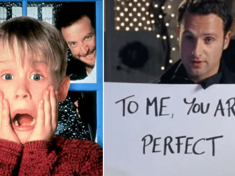Watching Christmas films makes us happier so switch on Home Alone and screw the Scrooges