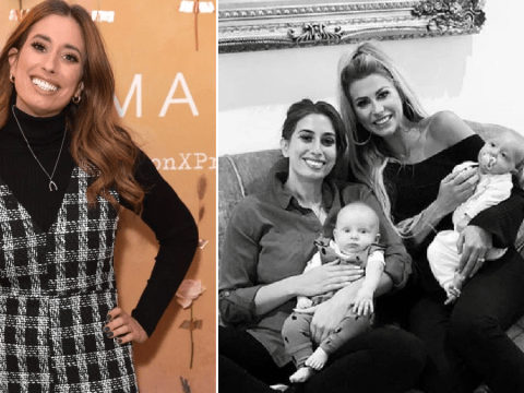 Stacey Solomon and Mrs Hinch working on 'special project' together and we're not ready
