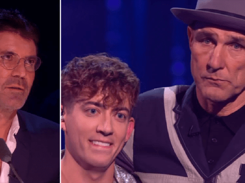 Vinnie Jones attempts to quit X Factor: Celebrity but Simon Cowell denies plea